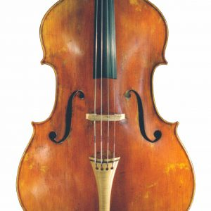 a Gaetano Rossi Bass by Rudolph Fiedler