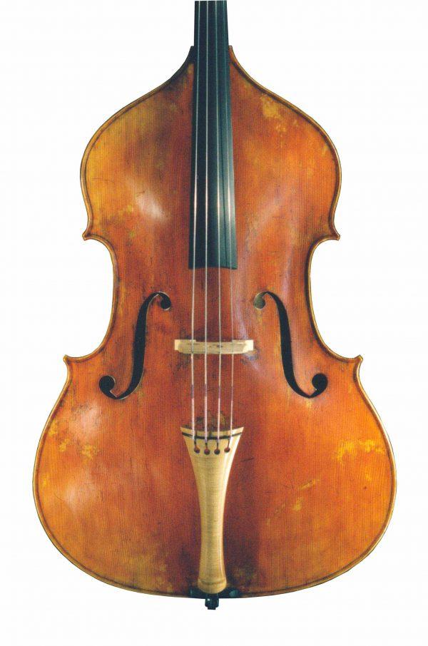 a Gaetano Rossi Bass by Rudolph Fiedler